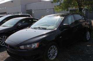 Used 2008 Mitsubishi Lancer 4dr Sdn CVT DE for sale in Boucherville, QC