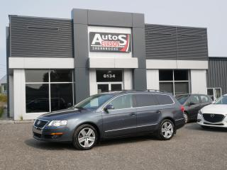Used 2010 Volkswagen Passat 2.0 Comfortline + INSPECTÉ + CUIR + TOIT for sale in Sherbrooke, QC