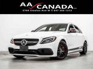 Used 2015 Mercedes-Benz C-Class C63s AMG EDITION 1 for sale in North York, ON