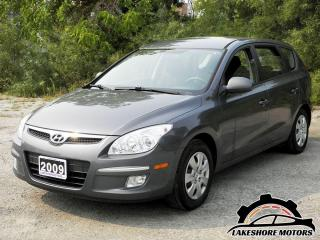 Used 2009 Hyundai Elantra Touring GL || CERTIFIED || AUTO for sale in Waterloo, ON