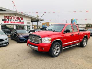 Used 2008 Dodge Ram 1500 Laramie for sale in Regina, SK
