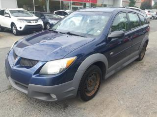 Used 2004 Pontiac Vibe 4DR WGN FWD for sale in Longueuil, QC