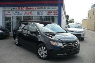 Used 2014 Honda Odyssey EX ONE OWNER ACCIDENT FREE for sale in Toronto, ON