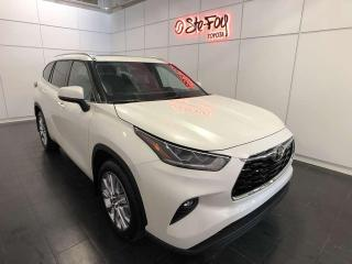 Used 2020 Toyota Highlander LIMITED  for sale in Québec, QC
