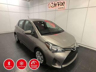 Used 2015 Toyota Yaris Le - A/c - Bluetooth for sale in Québec, QC