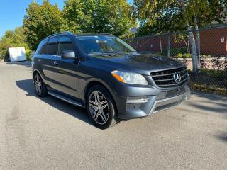 Used 2014 Mercedes-Benz M-Class ML 350 BlueTEC for sale in North York, ON