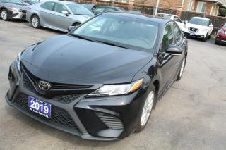 Used 2019 Toyota Camry SE for sale in Brampton, ON