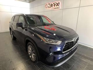 Used 2020 Toyota Highlander Platinum for sale in Québec, QC