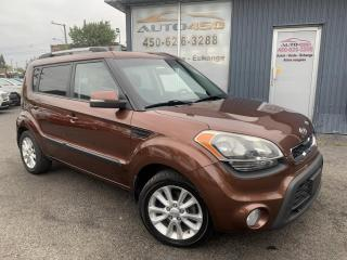 Used 2012 Kia Soul ***2u,AUTOMATIQUE,BAS KILO,A/C.MAGS*** for sale in Longueuil, QC