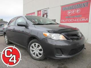 Used 2012 Toyota Corolla CE AUTO AIR CRUISE FEMME PROPRIO for sale in St-Jérôme, QC