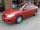 Photo of Red 2009 Toyota Corolla
