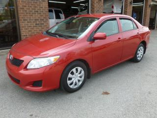 Used 2009 Toyota Corolla CE for sale in Weston, ON