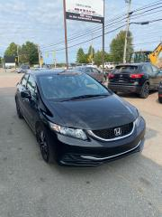 Used 2013 Honda Civic EX Only $79 Bi-Weekly! for sale in Truro, NS