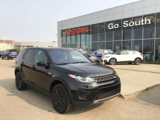 Used 2017 Land Rover Discovery Sport SE, AWD, LEATHER, NAVIGATION for sale in Edmonton, AB
