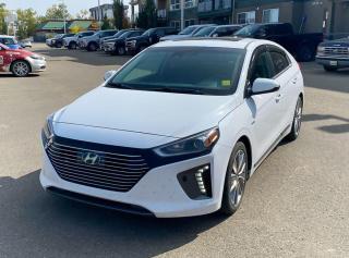 Used 2018 Hyundai Ioniq Hybrid HYBRID LIMITED W/TECH FWD Hatchback for sale in Red Deer, AB