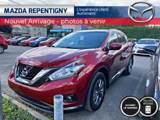 Used 2015 Nissan Murano Traction intégrale 4 portes SL for sale in Repentigny, QC