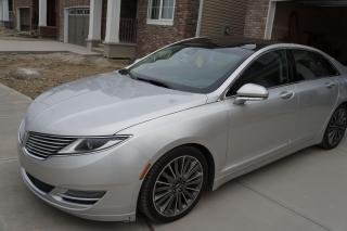 Used 2014 Lincoln MKZ 4 DOORS  AWD for sale in Calgary, AB