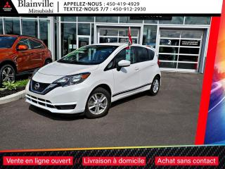Used 2017 Nissan Versa Note SV MAGS + SIEGES-CHAUFFANTS + CAMERA for sale in Blainville, QC