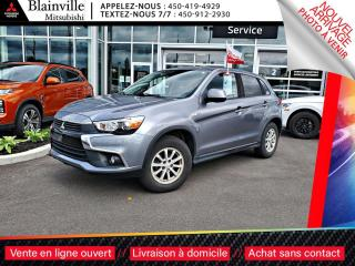 Used 2016 Mitsubishi RVR SE AUTO AC + BLUETOOTH + CRUISE + CAMERA for sale in Blainville, QC