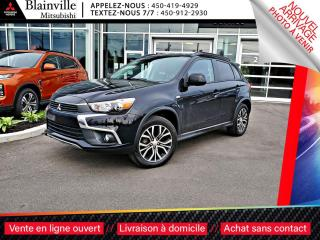 Used 2017 Mitsubishi RVR LIMITED 4X4  TRES BAS KILO + DEMARREUR for sale in Blainville, QC
