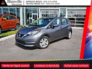 Used 2018 Nissan Versa Note CLIMATISATION + BLUETOOTH for sale in Blainville, QC