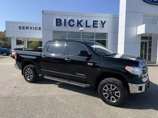 Used 2017 Toyota Tundra SR5 Plus for sale in Huntsville, ON