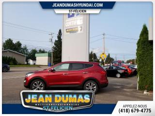 Used 2013 Hyundai Santa Fe MODELE SE AWD TOIT OUVRANT  70000 KM. SE for sale in St-Félicien, QC