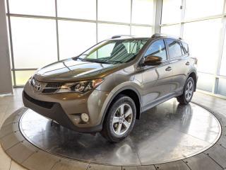 Used 2015 Toyota RAV4 XLE for sale in Edmonton, AB