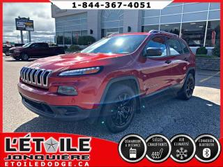 Used 2015 Jeep Cherokee 4x4 Sport Dem à distance for sale in Jonquière, QC