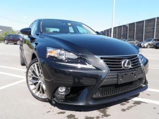 Used 2016 Lexus IS 300 LUXURY NAV AWD for sale in Toronto, ON