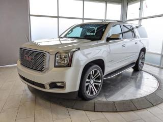 Used 2017 GMC Yukon XL 1 Owner, Navigation, 6.2L for sale in Edmonton, AB
