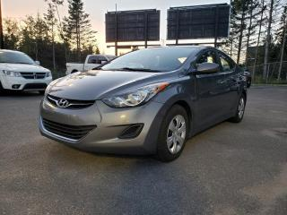 Used 2013 Hyundai Elantra *L*RÉTRO/VITRE ELECTRIQUE* for sale in Québec, QC