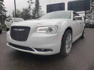 Used 2015 Chrysler 300 *300C*PLATINUM*CUIR*MAGS 20 PO* for sale in Québec, QC
