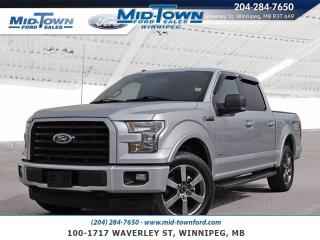 Used 2017 Ford F-150 SPORT ECOBOOST for sale in Winnipeg, MB