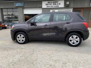 Used 2015 Chevrolet Trax LS for sale in Headingley, MB