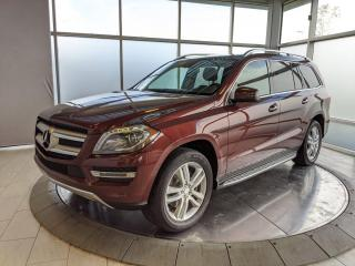 Used 2015 Mercedes-Benz GL-Class Diesel | Local, 1 Owner | Tow PKG | 3rd Row for sale in Edmonton, AB