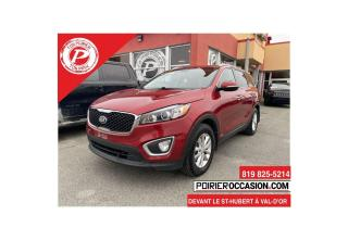 Used 2017 Kia Sorento LX 6 VITESSES for sale in Val-D'or, QC