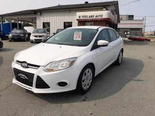 Used 2014 Ford Focus Berline SE 4 portes for sale in Sherbrooke, QC