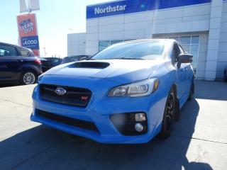 Used 2016 Subaru WRX HIKARI STI/LEATHER/SUNROOF/NAV for sale in Edmonton, AB