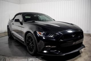 Used 2016 Ford Mustang GT PREMIUM CALIFORNIA SPECIAL  ROLL BAR for sale in St-Hubert, QC