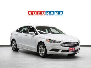 Used 2018 Ford Fusion SE Backup Camera Push Button Start for sale in Toronto, ON