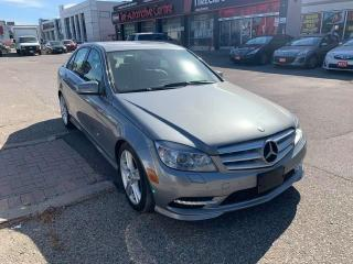 Used 2011 Mercedes-Benz C-Class C 300 for sale in Toronto, ON