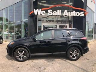 Used 2017 Toyota RAV4 XLE 4dr AWD Sport Utility for sale in Winnipeg, MB