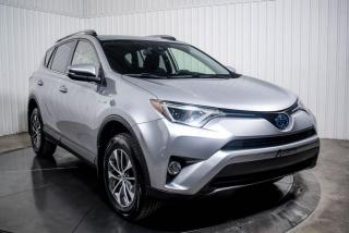 Used 2017 Toyota RAV4 Hybrid HYBRID LE + AWD  MAGS SIEGES CHAUFFANTS for sale in St-Hubert, QC