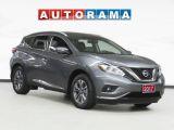 2017 Nissan Murano SL AWD Nav Leather PanoRoof Backup Cam