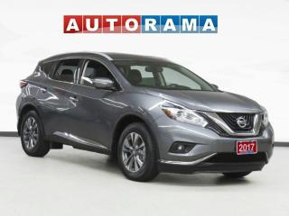 Used 2017 Nissan Murano SL AWD Nav Leather PanoRoof Backup Cam for sale in Toronto, ON