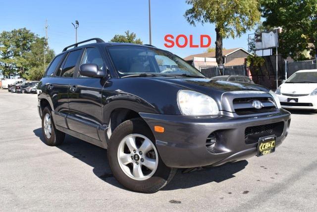 2006 Hyundai Santa Fe SOLD