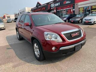 Used 2011 GMC Acadia SLE2 for sale in Toronto, ON