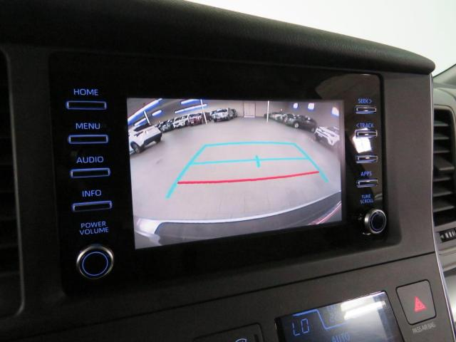 2018 Toyota Sienna Backup Camera Bluetooth 7 Passenger