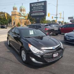 Used 2013 Hyundai Sonata Hybrid for sale in Windsor, ON